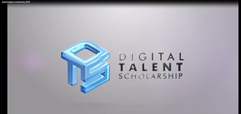 Digital Talent Scholarship 2020